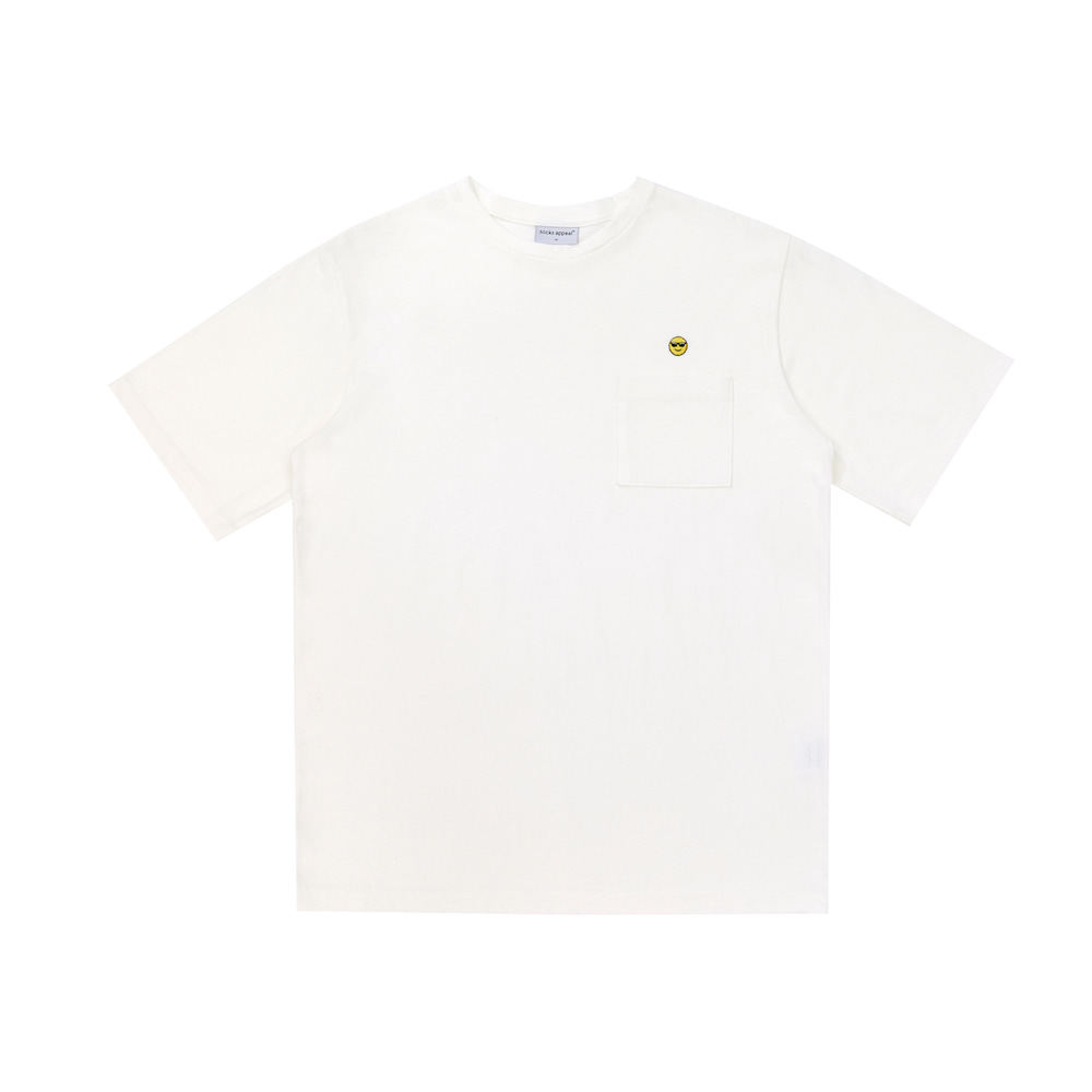 pocket T emoji sunglass