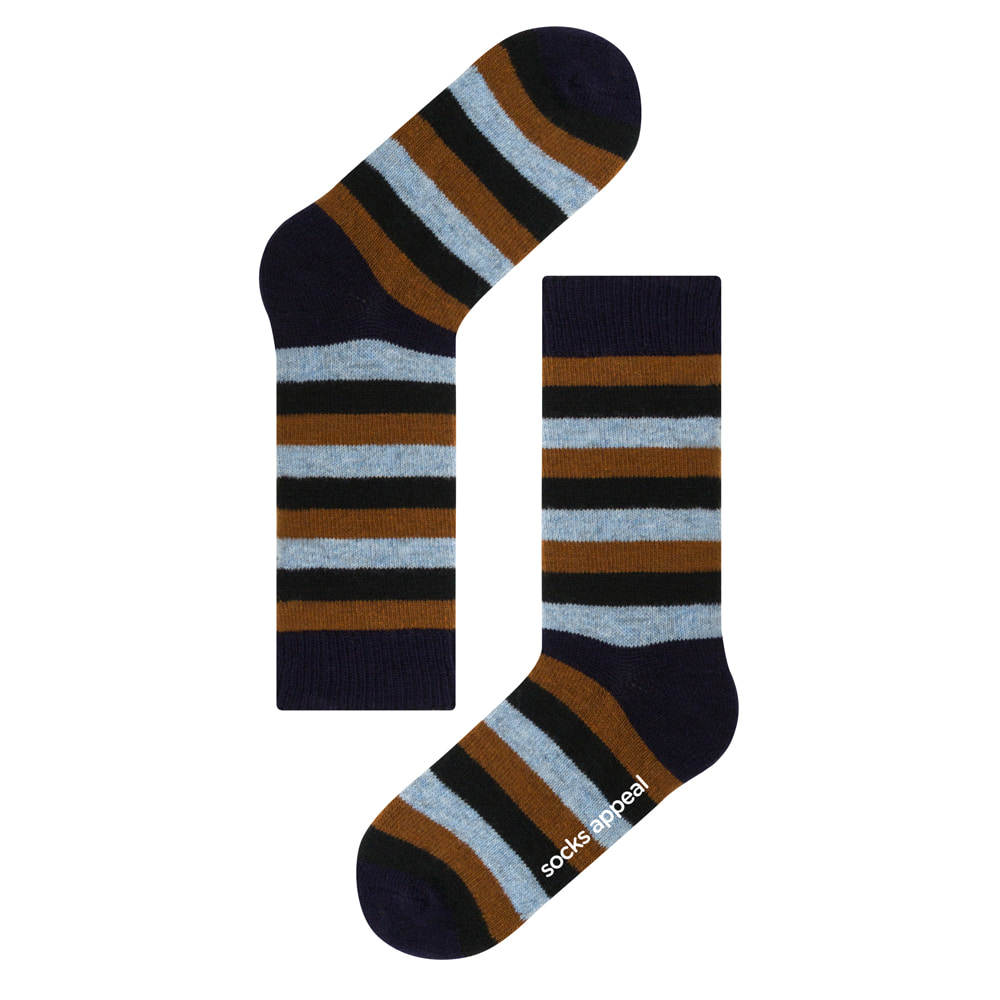 wool stripe mulberry (EVENT 50% OFF)
