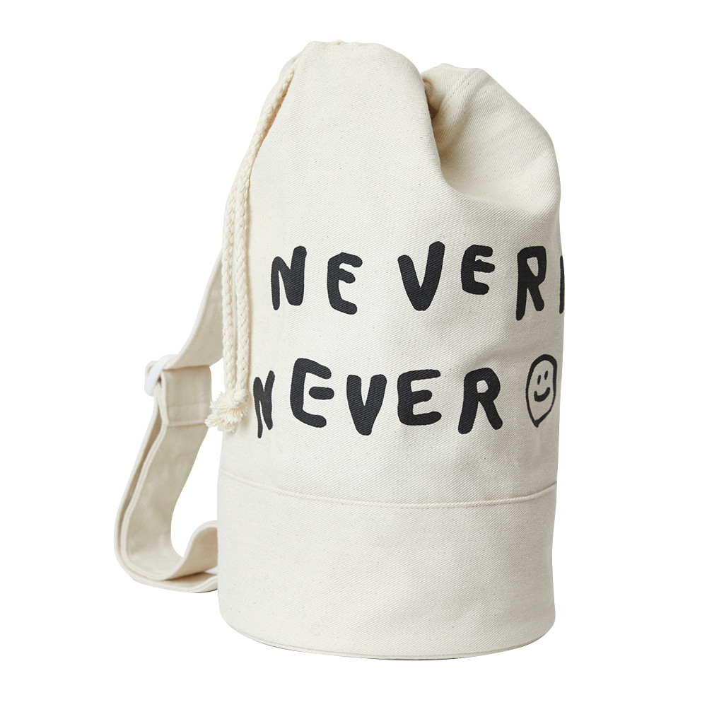 INAP duffle bag nevermind (OPEN EVENT 10% OFF)