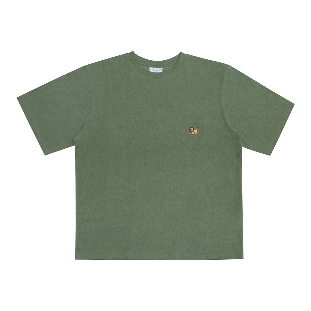pocket T lion (30% OFF)