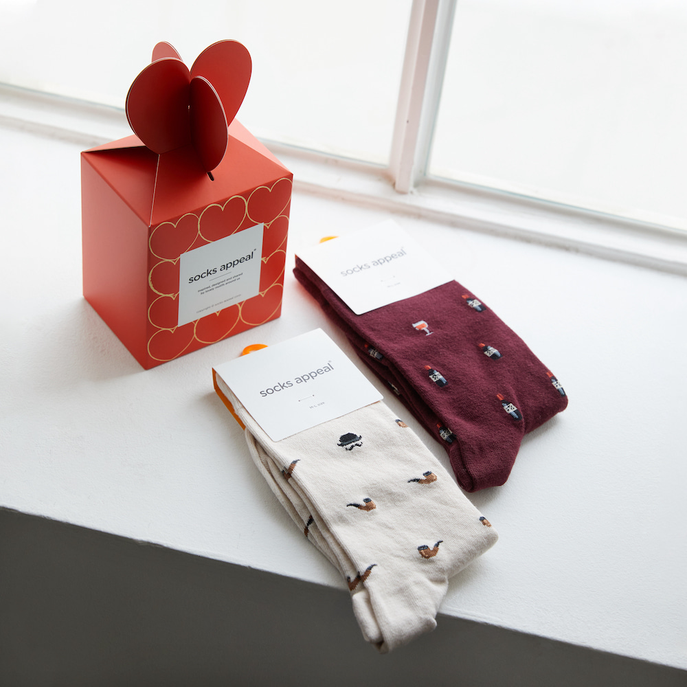 Valentine 2pack Gift MEN (EVENT 20% OFF)